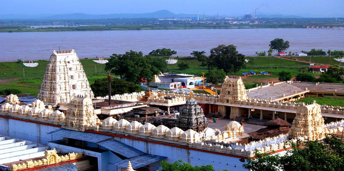 Bhadrachalam Temple. Courtesy: Bhadrachalaramdasu.com