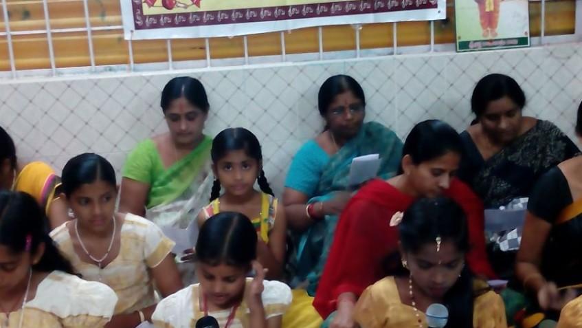 Ramapunaravasu Raga Neerajanam September 2015 Warangal